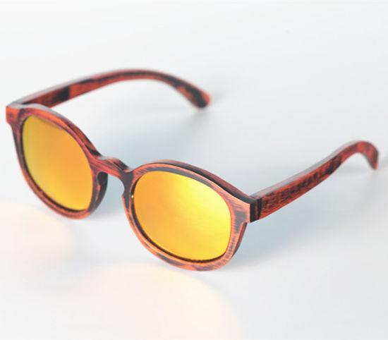 ad48509b87fb 2018 Retro Polarized Bamboo Sunglasses Wholesale in China - China ...