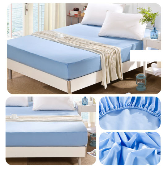 Surplus Stock Of Bedspread/Fitted Sheet/Bed Sheet Lowest Price