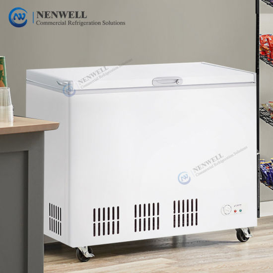 Energy Star Best Buy 7 8 10 Cu FT Small and Medium Size Meat Storage Chest Deep Freezers for Garage or Commercial Use