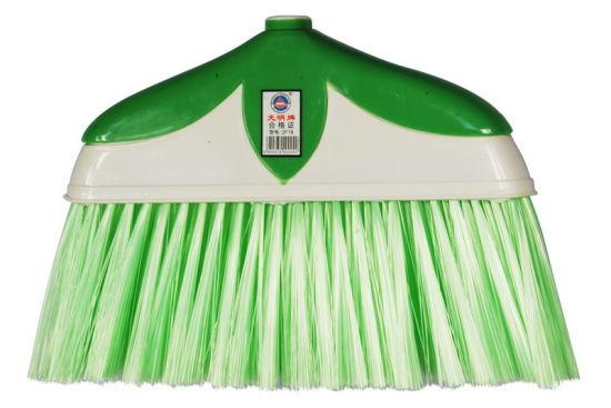 China Dual Layer Protection Plastic Broom - China Broom