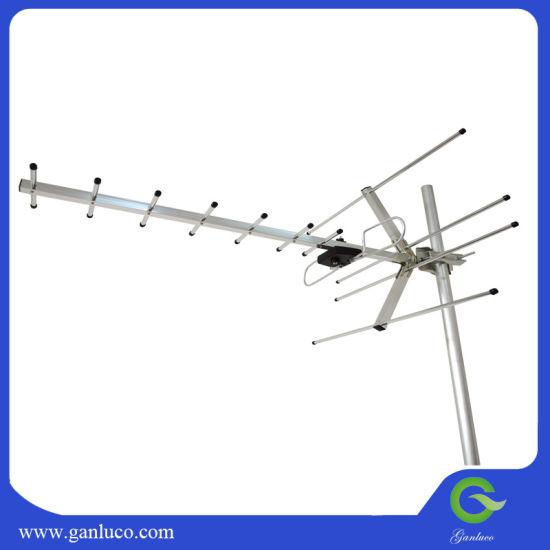 High Gain 12dBi 470-862MHz Outdoor TV Antenna