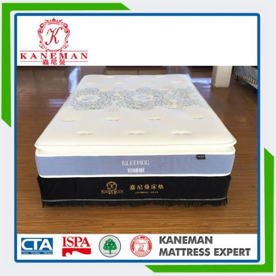 Well Spring Queen Size Mattress pictures & photos