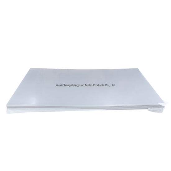 ASTM/AISI 304 Stainless Steel Plate for for Building Material