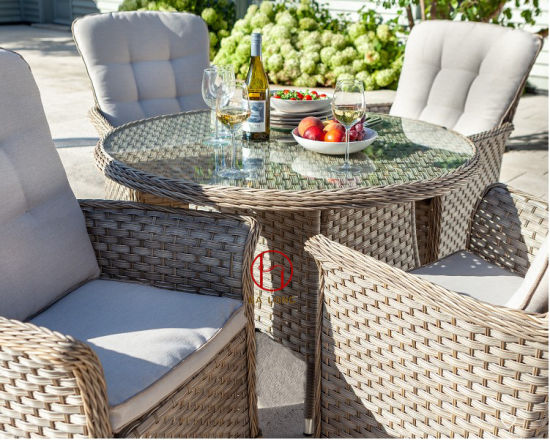 Prestigious Tarrington House Garden Furniture Durable Bio Degradable Rattan Wicker Outdoor 2