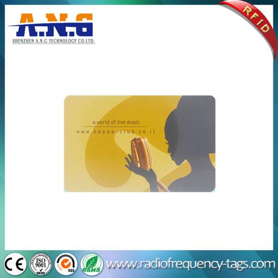 Cr80 Size Consumption Concert Ntag213 RFID Membership Card