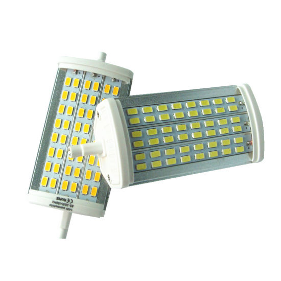 PC Cover Aluminum Radiator 13W 118mm R7s LED Bulb Light pictures & photos