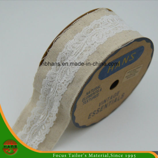 Hans Your Satisfied High Tenacity Jute Tape for Lace Gift Packing