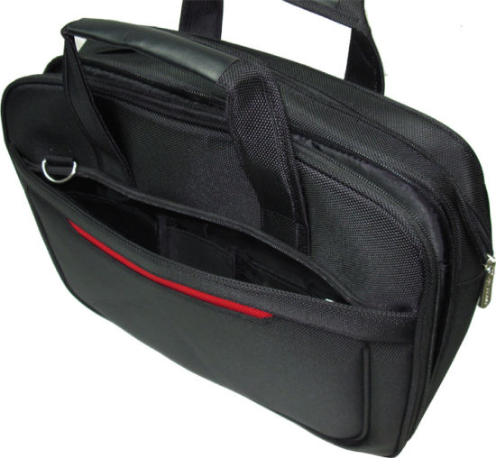 Laptop Computer Carry Notebook Nylon Shoulder 15.6′′ Laptop Case pictures & photos