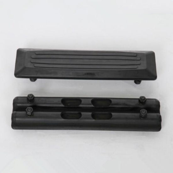 2019 Assembly Rubber Pads on Steel Track 350mm Width pictures & photos
