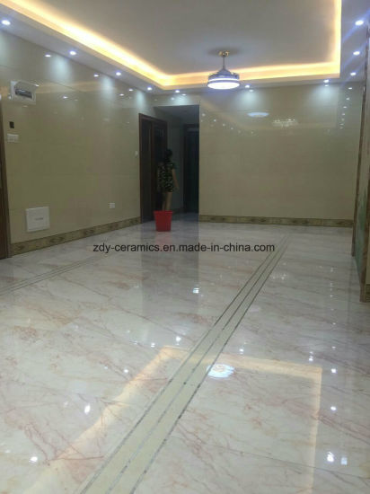 China Building Material Pink Colour Foshan Natural Marble Stone ...