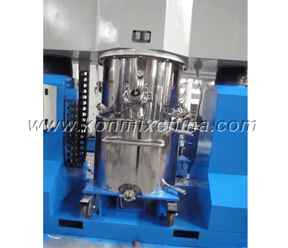 High Speed Double Planetary Mixer with Disperser pictures & photos