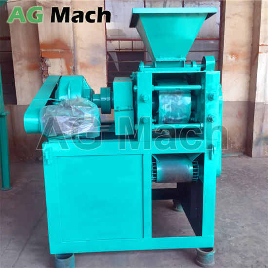 Durable Iron Powder Charcoal Coal Carbon Powder Briquette Press Machine
