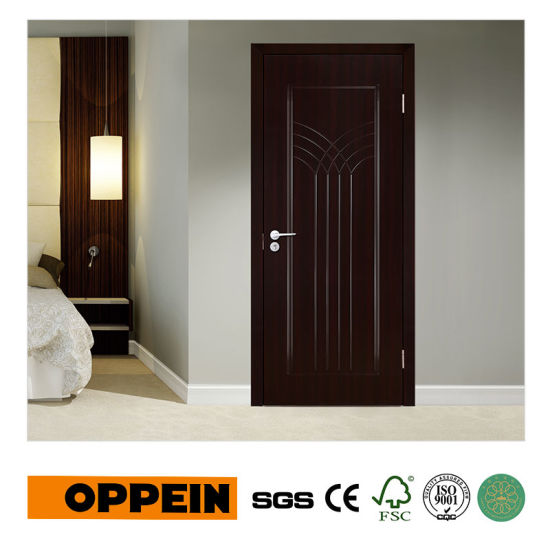 China Wholesale Pvc Interior Door Mdf Swing Door P604 China Mdf