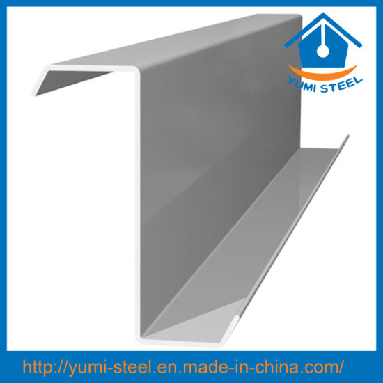Galvanized Steel Z Purlins Girts Section Frame Roof/Shed Purlins
