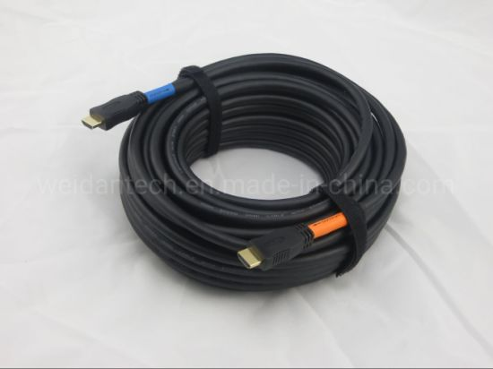 30-60meter HD HDTV Active V2.0 4kx2K HDMI Cable