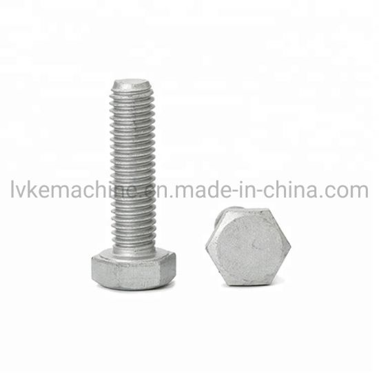 Dacromet Coating Grade 10.9 Bolt with Washer Attached