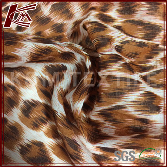 Good Quality Screen Printing Custom Design Cotton 100% Cotton Fabric