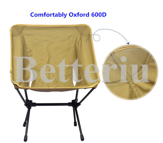 Comfortable Folding Stool Chair with Back pictures & photos