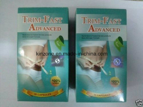 Natural Slimming Capsules, Golden Softgel Trim-Fast pictures & photos
