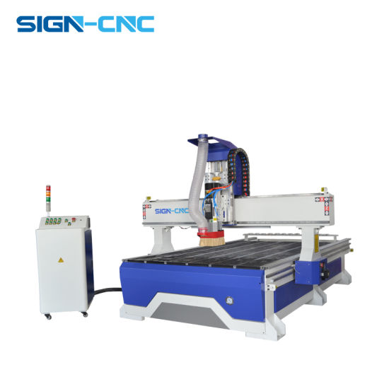1325 Woodworking Carving Machine Atc CNC Router for Wood Aluminum Metal Cutting