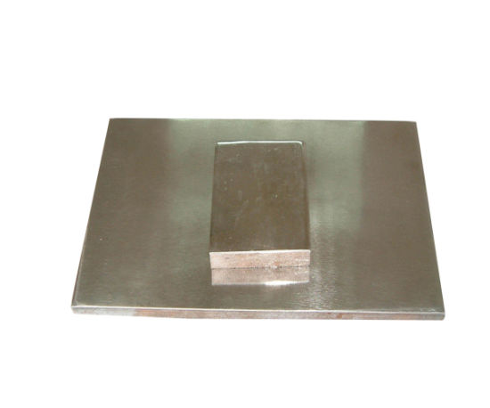 Boiler Steel Plate A516+SS304 Stainless Cladding Steel Plate