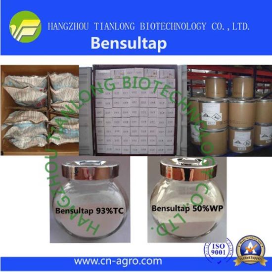 Bensultap (93%TC, 50%WP)-Insecticide-CAS No.: 17606-31-4 pictures & photos