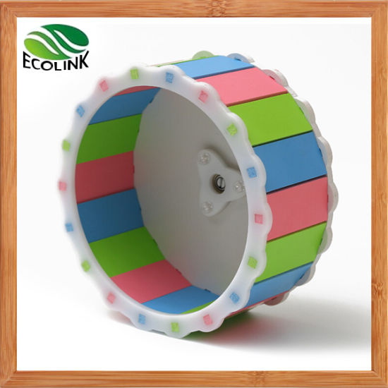 House Ultra-Quiet Waterproof Exercise Wheel for Pet Hamster Gerbil Rat Chinchillas Guinea Pig Squirrel Small Animal Play pictures & photos
