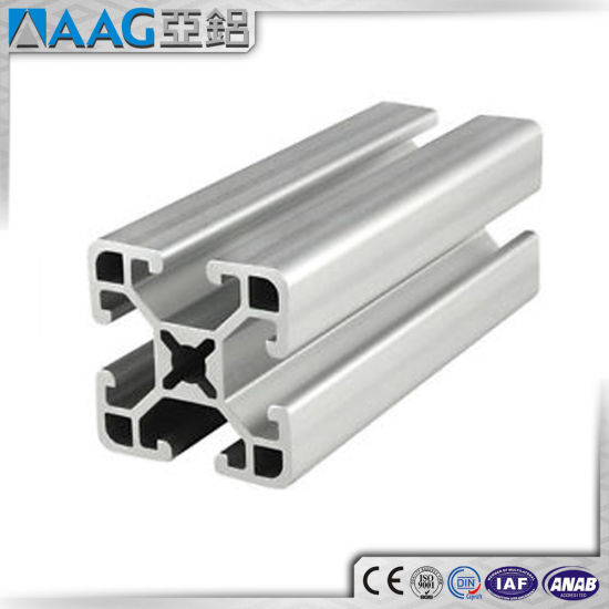 China ISO 6063-T5 Anodizing Aluminum Rail - China Aluminum