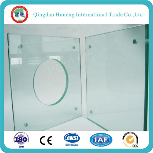 High Quality Tempered Glass China Manufacture pictures & photos