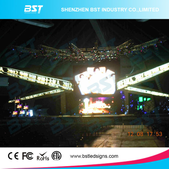 P4.81 High Resolution 4 Layers PCB Indoor Rental LED Display pictures & photos