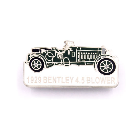 Wholesale Hard Enamel Car Badge Metal Craft Football Hogwarts of Honour