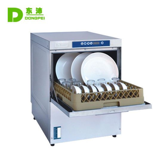 Commercial Stainless Steel Under-Counter Glass and Dish Washer for Kitchen Equipment pictures & photos