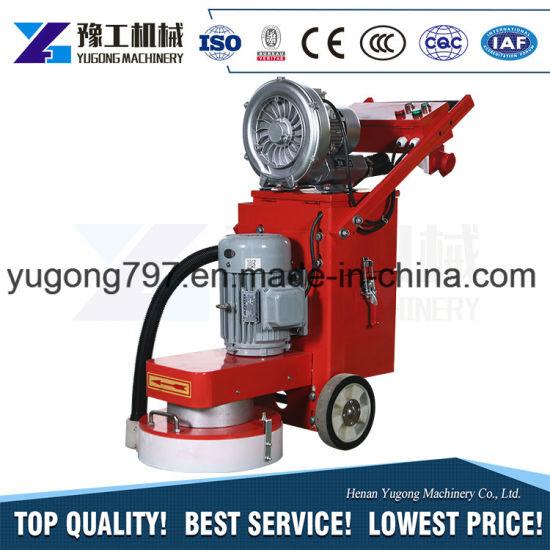 Sale Promotion Dust-Free Ce Approved 220V 50Hz Concrete Grinder Machine