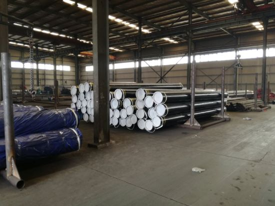 API-5CT Seamless OCTG Oiling and Casing Tubing Pipe with Grade  J55/K55/N80/L80/C95/ 5CT