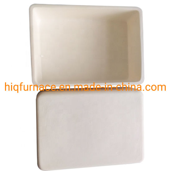Corrosion Resistance 100ml Alumina Ceramic Crucible, Various Shapes Can Be Customized Al2O3 Melting Refractory Alumina Ceramic Crucible
