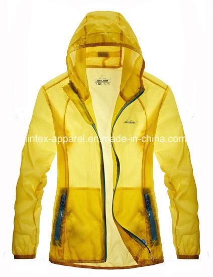 df47fbc60 New Wholesale Outdoor Polyester/Nylon Waterproof Foldable Windbreaker Rain  Jacket