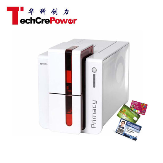 High Quality Evolis Primacy Dual-Sided Smart ID Card Printer