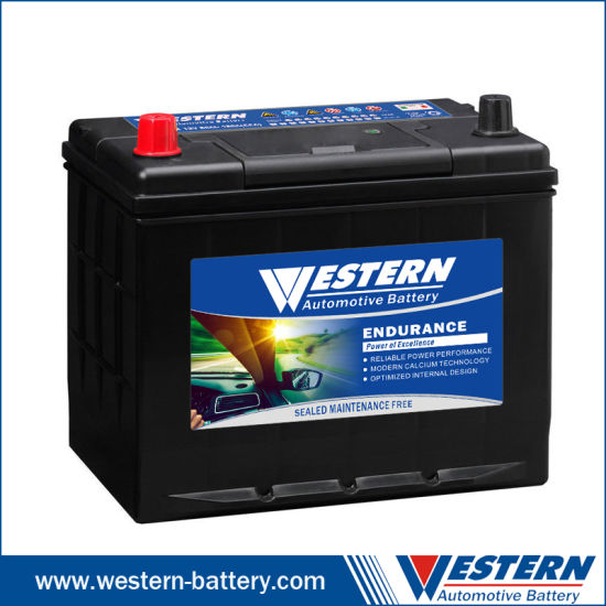 Ns70 12v 65ah Best Sell Maintenance Free Car Battery Wholesale Price 65d26r