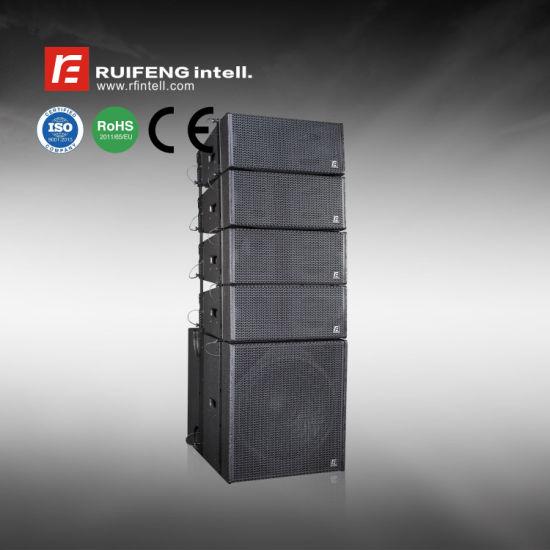 "PRO Audio Speaker Dual 12"" Line Array Professional Audio Speaker System"