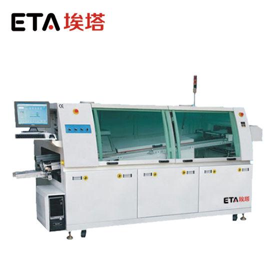 Factory Sale DIP Wave Soldering Machine 4 Heating Zones