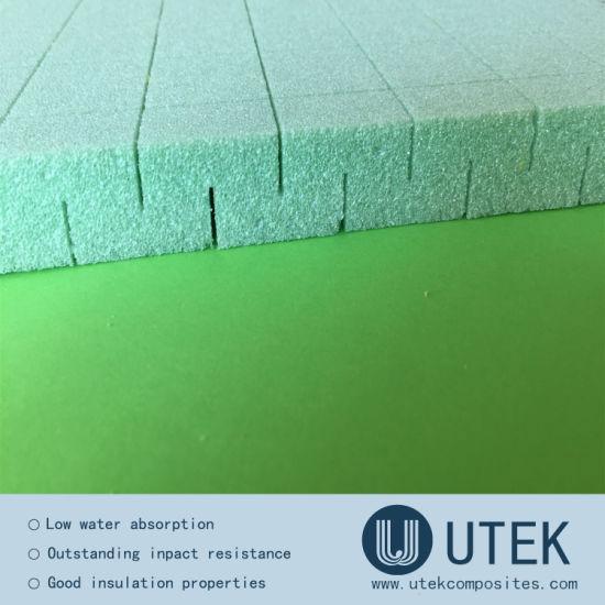 80kg Per Cube 30mm Thickness PVC Foam for Harrypora