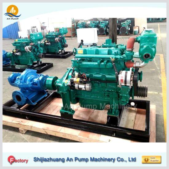 Diesel Engine Motor Electric Start Wholesale Centrifugal Water Pump