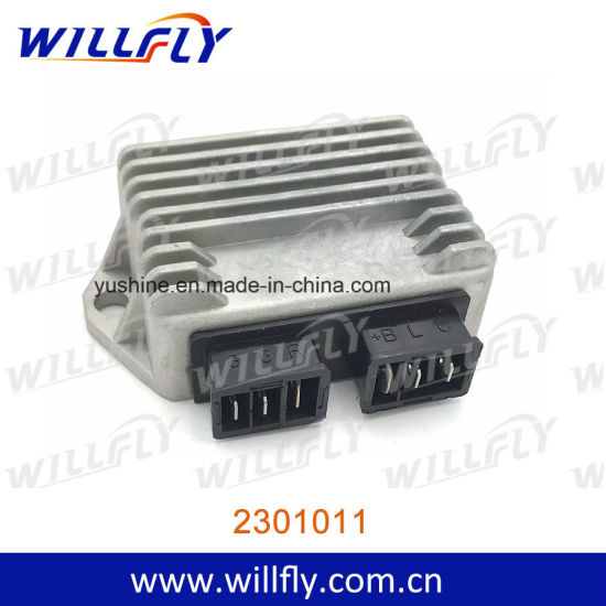 China Motorcycle Part Voltage Regulator Rectifier for Piaggio Ape