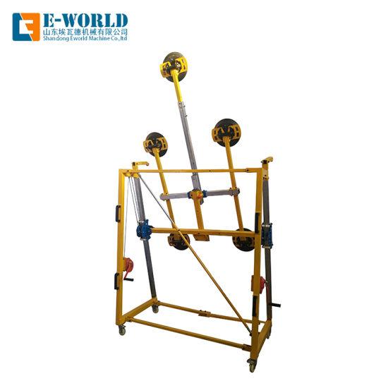 Fold/Unfold Vacuum Glass Handling Lifter ND400