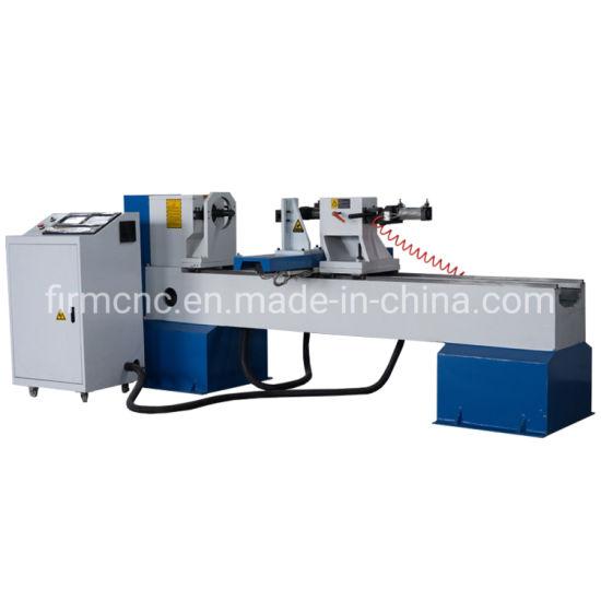 Table Legs Automatic CNC Wood Lathe Machine