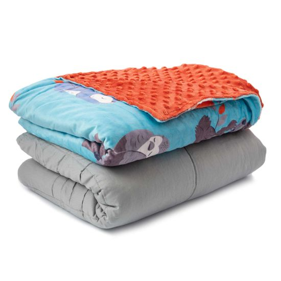 Customized Gravity Sensory Calming Autism Sensory Kids Weighted Blanket