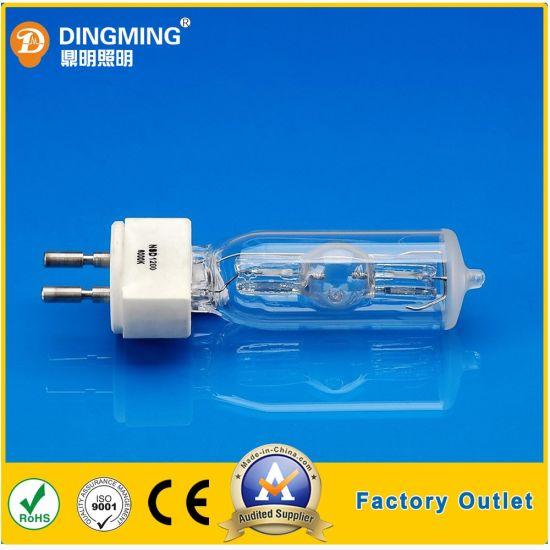 Single End White Light Stage Metal Halide Bulb