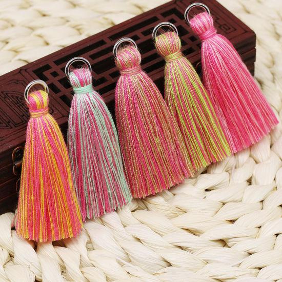 Wholesale More Colors 5cm Tassel Trim for Decoration