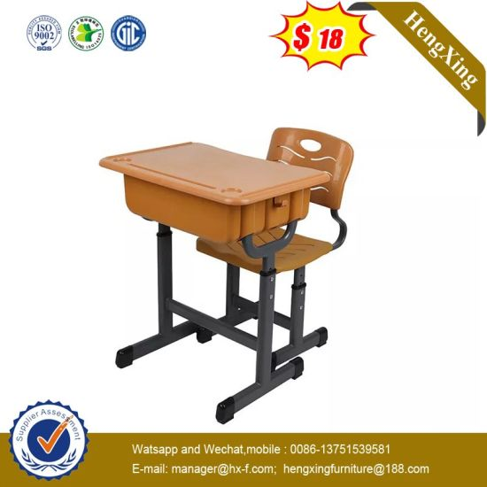 Study Desk Single Desk and Chair School Furniture pictures & photos