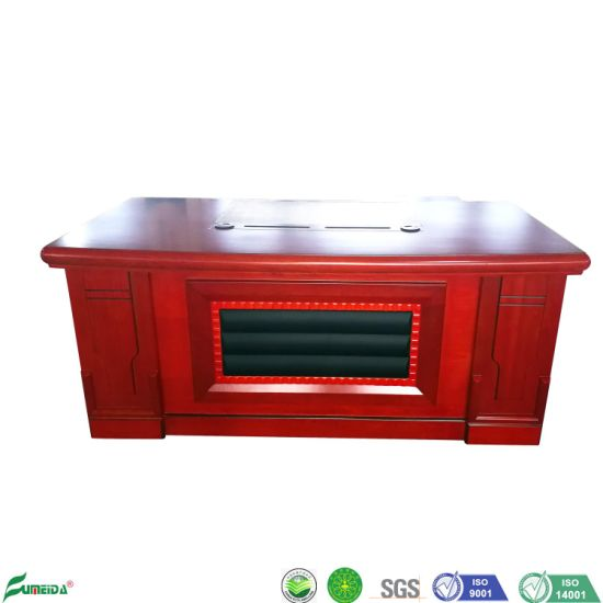 China Clic Red Coffee Colors Wooden